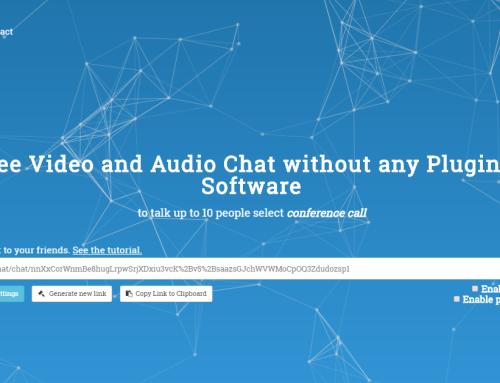 "Dimention lanciert Video-Konferenzplattform ""link4.chat"""