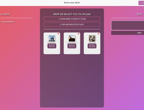 """Dimention UG startet """"Space4share.com"""" – Plattform zum Sharen von Files bis zu 2 GB mit automatischer Löschfunktion"""